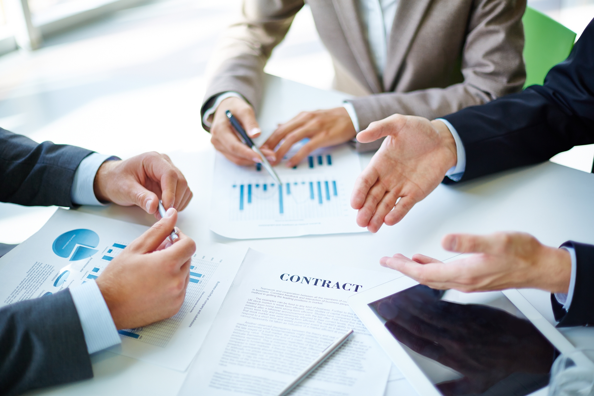 10 Winning Characteristics Of Successful/Effective (Win/Win) Negotiators
